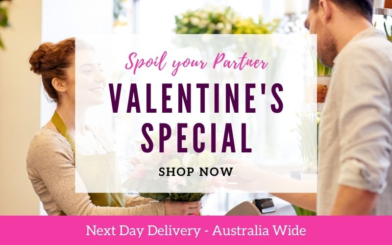 Valentine's Day Flowers On Sale