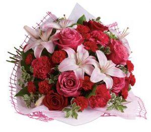 flowers for girl friend's birthday