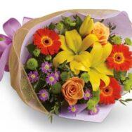 flowers for hospital