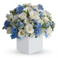 flowers for baby boy born