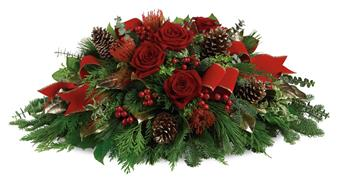 Send Flowers For Xmas Table