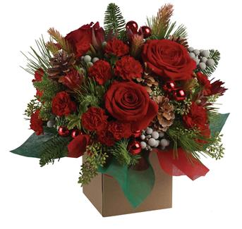 Order Best Flowers For Xmas