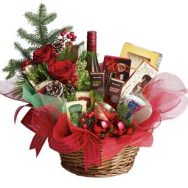 gift baskets for xmas