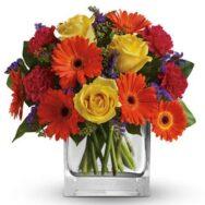 flowers for birthday mom