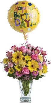 flowers for birthday friend