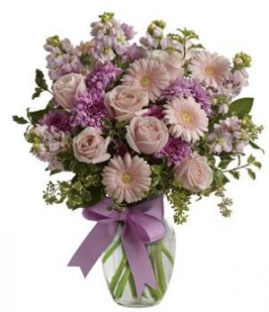 flowers for first year anniversary