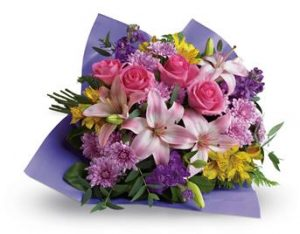 flowers for 16th birthday