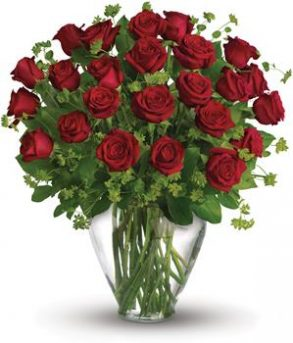 flowers for valentine day