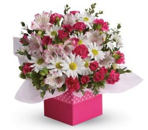 flowers for 21st birthday