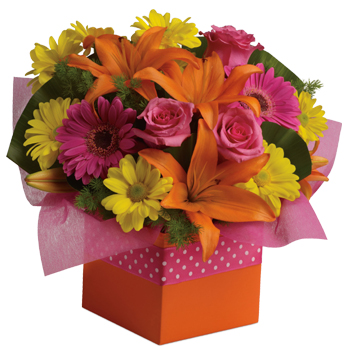 Buy Flowers For 40Th Birthday