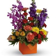 flower box arrangements