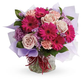 Buy Bunch Of Flowers For Birthday