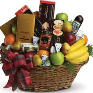 gift basket for her
