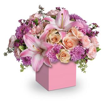 Send Flowers To Say Welcome Home