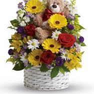 flowers for pregnancy